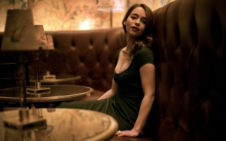 Emilia Clarke 2014