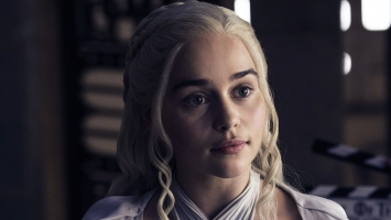Emilia Clarke Daenerys Stormborn