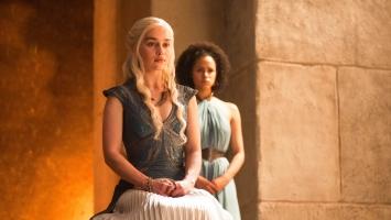 Emilia Clarke Game of Thrones 2015