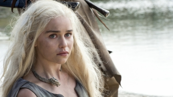 Emilia Clarke Game of Thrones Season 6