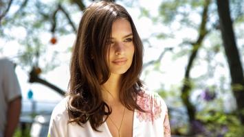 Emily Ratajkowski American Model