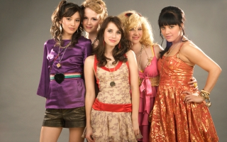 Emma Roberts & Wild Child Cast
