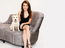 Emma Roberts Milky Legs