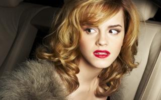 Emma Watson 2009 Widescreen