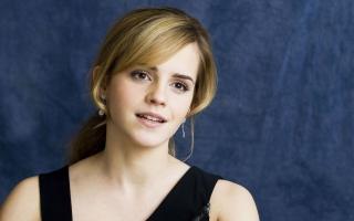 Emma Watson at Tale of Despereaux Wide Screen