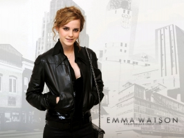 Emma Watson Black
