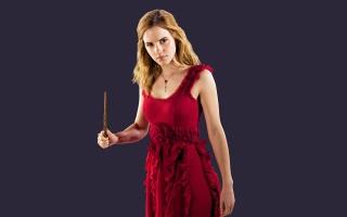 Emma Watson  HP7 Movie