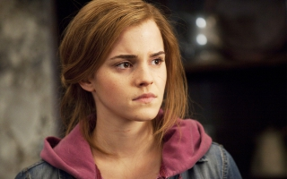 Emma Watson in Deathly Hallows Part 2