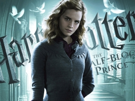 Emma Watson in Half Blood Prince