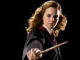 Emma Watson in Harry Potter (4)