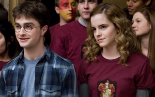 Emma Watson in Harry Potter 6 New
