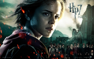 Emma Watson in HP7 Part 2