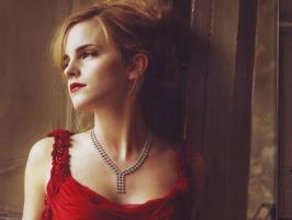 Emma Watson in Italian Vogue Covers