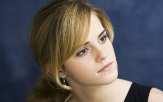 Emma Watson The Beautiful Girl Wide