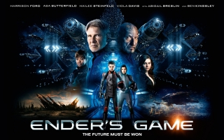 Ender's Game 2013 Movie