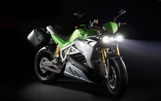 Energica Ego Electric Bike