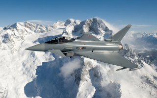 Eurofighter Typhoon 5K