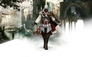 Ezio Auditore da Firenze in Assassin's Creed 2