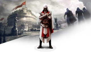 Ezio in Assassin's Creed Brotherhood