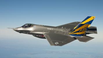 F 35 Fighter Jet