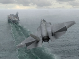 F 35C Lightning II Wallpaper Military Aircrafts Planes