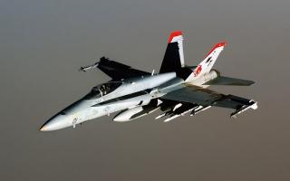 FA 18 Hornet Aircraft