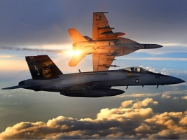 FA 18 Super Hornet Wallpaper Military Aircrafts Planes