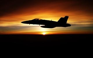 FA 18C Hornet Aircraft