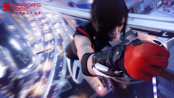 Faith Connors Mirror's Edge Catalyst