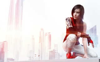 Faith Mirror's Edge Catalyst