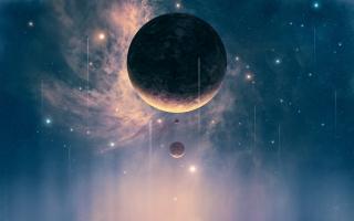 Falling Planet