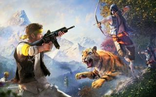 Far Cry 4 2014