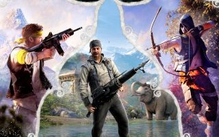 Far Cry 4 Season Pass
