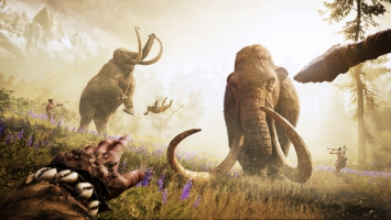 Far Cry Primal Mammoth Hunt