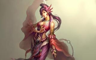 Female Taoist