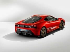 Ferrari 430 Scuderia Rear Angle Wallpaper Ferrari Cars
