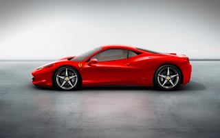 Ferrari 458 italia HD Wide