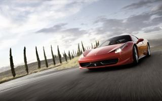 Ferrari 458 Italia Supercar 2