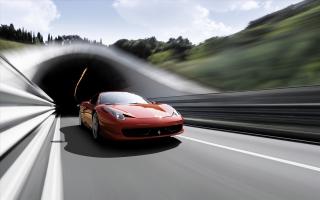 Ferrari 458 Italia Supercar 4