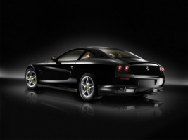 Ferrari 612 Scaglietti Black Wallpaper Ferrari Cars