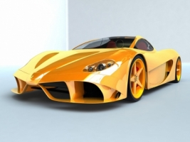 Ferrari Aurea Spider Wallpaper Cars