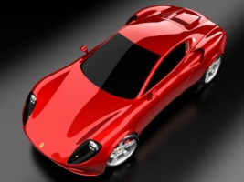 Ferrari Dino Concept Design Wallpaper Ferrari Cars
