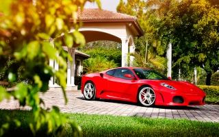 Ferrari F430 ADV1 Wheels