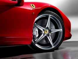 Ferrari rims Wallpaper Ferrari Cars