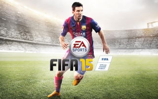 FIFA 15 Game