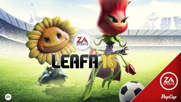 FIFA 16 PvZ Garden Warfare 2