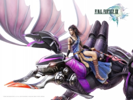 Final Fantasy 13 Fang