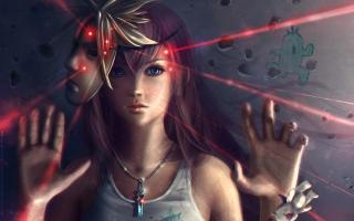 Final Fantasy Fangirl