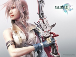 Final Fantasy XIII Game