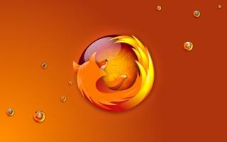 Firefox Bubbles